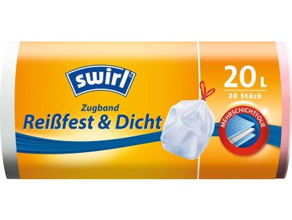 Pytle na odpadky Swirl 20 l / 20 ks