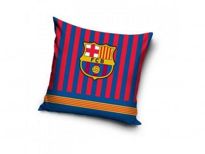 Polštářek FC Barcelona 40x40 cm