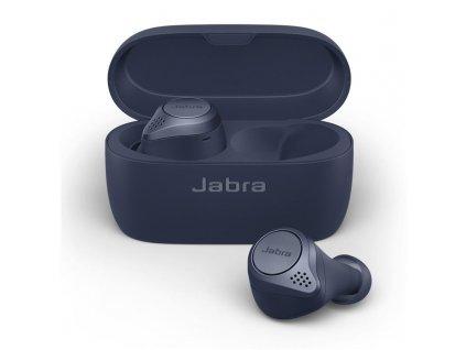 Sluchátka Jabra Elite Active 75t WLC / modrá