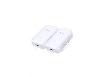 Síťový rozvod LAN po 230V TP-Link TL-PA8010KIT / bílá