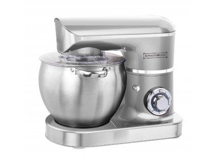 Kuchyňský robot Royalty Line PKM2200 / 8,5 l / 2200 W / Stříbrný