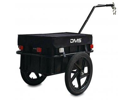 DMS Germany - Vozík na jízdní kolo FH-01S / černý