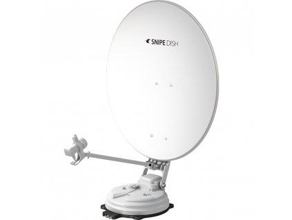 Plně automatická satelitní anténa Satco Selfsat Snipe Dish Twin / 85 cm