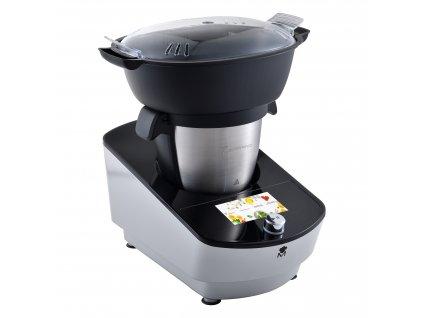 Multifunkční kuchyňský robot Masterpro Touch MP / černá