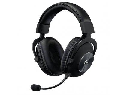 Headset Logitech G Pro (981-000812) / černá