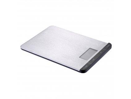Kuchyňská váha Swiss home z nerezové oceli 5 kg / černá