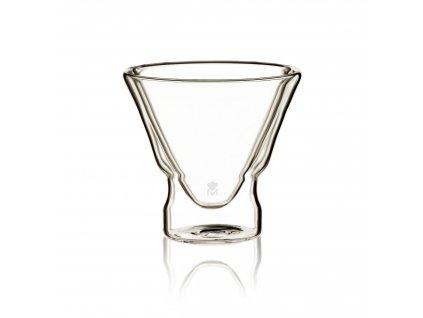 Sada dvou koktejlových sklenic Masterpro Barware Mixology 230 ml / borosilikát