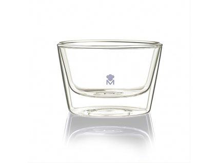 Mísa na snídani a dezert Masterpro Barware Mixology 360 ml / borosilikát
