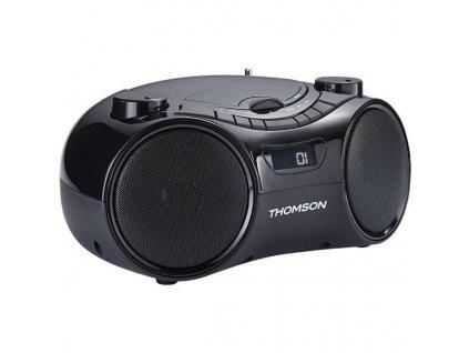 Radiopřijímač s CD Thomson RCD210UBT - černý