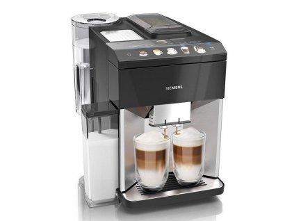 Espresso Siemens TQ507R03 - černé/nerez