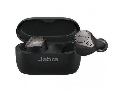 Sluchátka Jabra Elite 75t - černá/titanium
