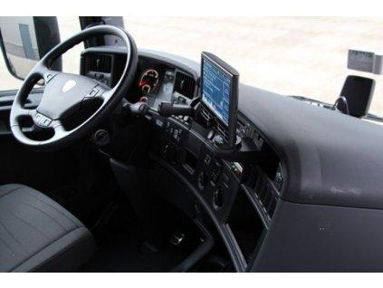 Držák displeje ARAT DHSC065.3 pro Scania řady R, P a G od roku 2009