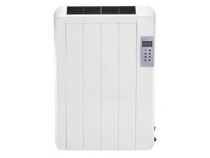 Elektrický radiátor Purline DIS 600 / bílá / 600 W
