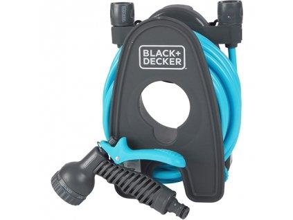 Hadice Black & Decker 31472 / 10 m / tyrkysová