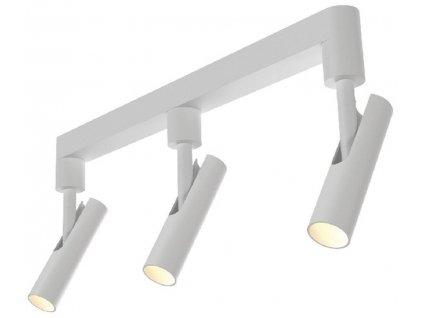 Stropní bodové světlo Nordlux MIB 3 s elegantním designem a vyměnitelným světelným zdrojem LED