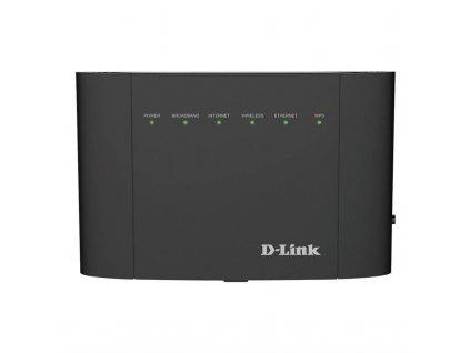 Router D-Link DSL-3785/E (DSL-3785/E) - černý