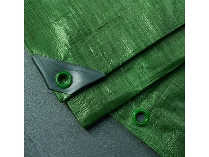 Plachta zelená 10x12 140g/m2