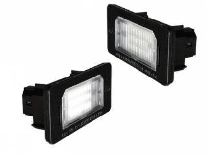 LED držák na poznávací značku BMW LPLB04