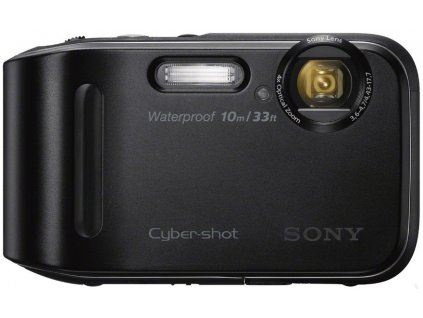 Digitální fotoaparát Sony DSC-TF1 černý