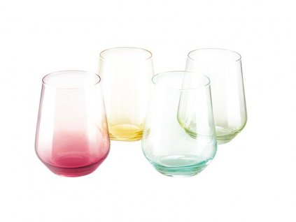 ernesto glaeser 4er set aus robustem glas 14