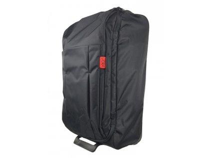 Cestovní kufr na kolečkách Liora Luggage 75 l - černý