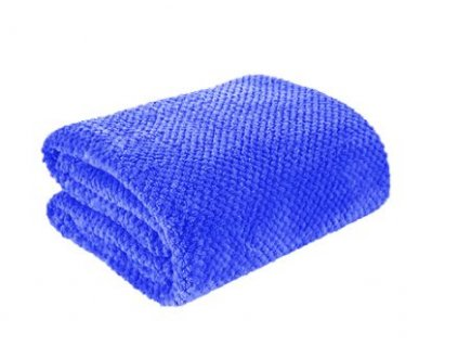 Deka Piruu Riky 160x200 - Modrá