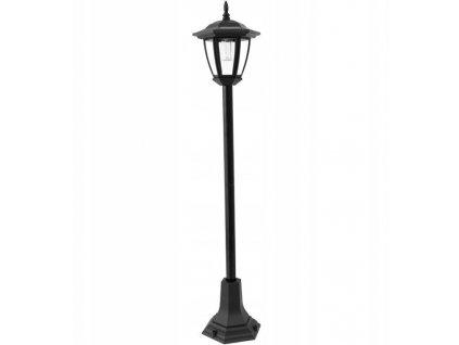 Dekorativní zahradní stojací LED lampa 280807 / IP65 / solární