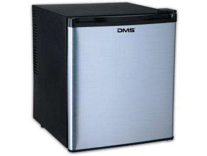 DMS Germany KS50S mini lednička-minibar 50 l stříbrná