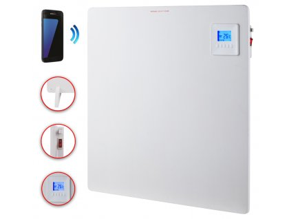 DMS Germany WIH-550 infračervený topný panel WiFi