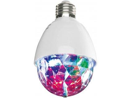 EASYmaxx LED Párty světlo 3W / E27