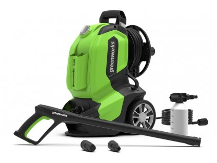 Greenworks G40 vysokotlaký čistič / 1900W / 135b