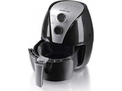 Horkovzdušná fritéza GOURMETmaxx / 2,6 l / 1500 W - černá