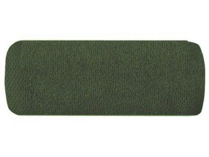 Jemný ručník Modena Capri 50x100 cm, 400 g/m2 - Tmavě zelená