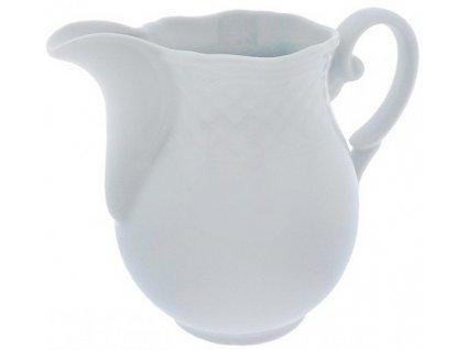 Konvice na mléko / mlékovka La Porcellana Bianca / 250 ml / bílá