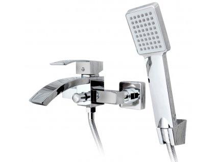 Koupelnová baterie REA ENZO - stříbrná