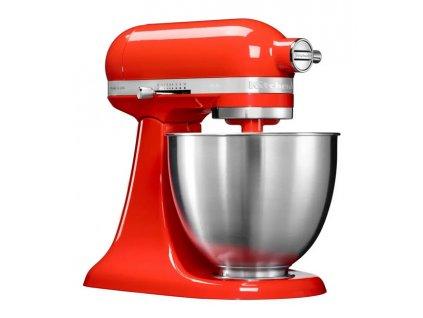 Kuchyňský robot KitchenAid Artisan MINI 5KSM3311XEHT / červený