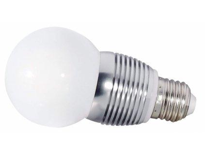 LED žárovka značky Transmedia TEPLÁ BÍLÁ 4W