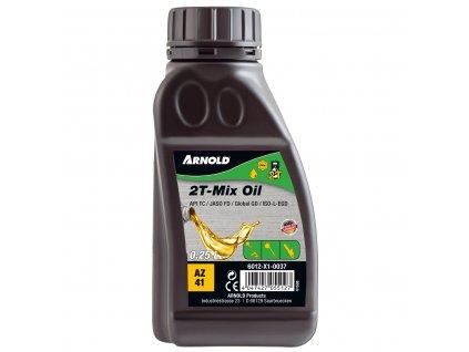 Motorový olej Arnold pro 2 taktní motory 250 ml