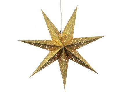 Papírová svítící hvězda Star Trading Dot Star - 70 cm