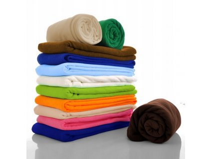Rychleschnoucí ručník z mikrovlákna ULTRA-FINE 70x140 - Zelený
