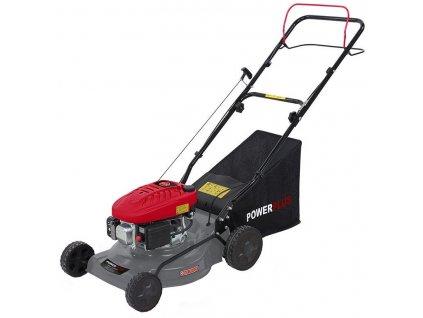 Sekačka POWERPLUS POWEG63772 / Sekačka na trávu 98.5CC 410MM / Benzínová sekačka