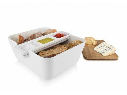 Servírovací sada Bread & Dip Vacuvin 2710260