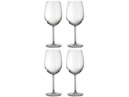Sklenice na víno Jamie Oliver 4ks, 580ml