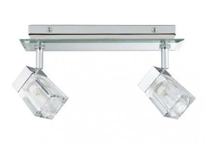 Stropní halogen bodové svítidlo Paulmann Trabani 2x25W