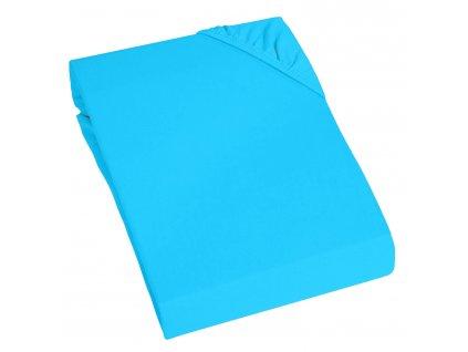 Termo fleece prostěradlo EmaHome 90x190 cm - Modrá