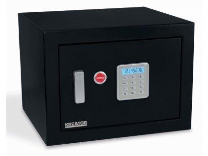 Trezor Kreator KRT692030 / Elektronický trezor / 330x450x395 cm / protipožární