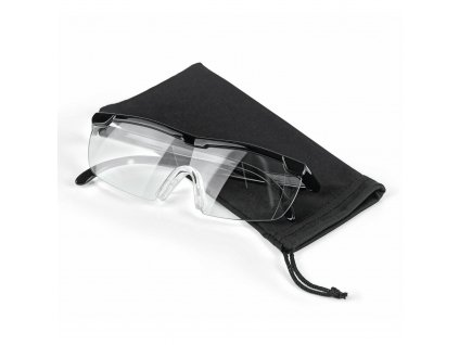 Zvětšující brýle Easymaxx / černé