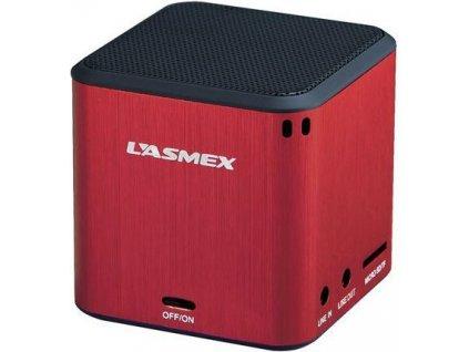 Přenosný reproduktor Lasmex S-01XL - červený