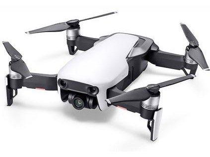 Dron DJI Mavic Air Fly More Combo - bílý