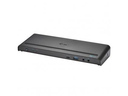 Dokovací stanice i-tec USB-C / USB-A 3.0 3x 4K + Power Adapter 135W